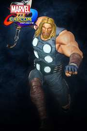 Carátula del juego Marvel vs. Capcom: Infinite - Ultimate Thor Costume