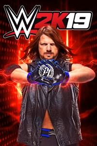 Carátula del juego WWE 2K19