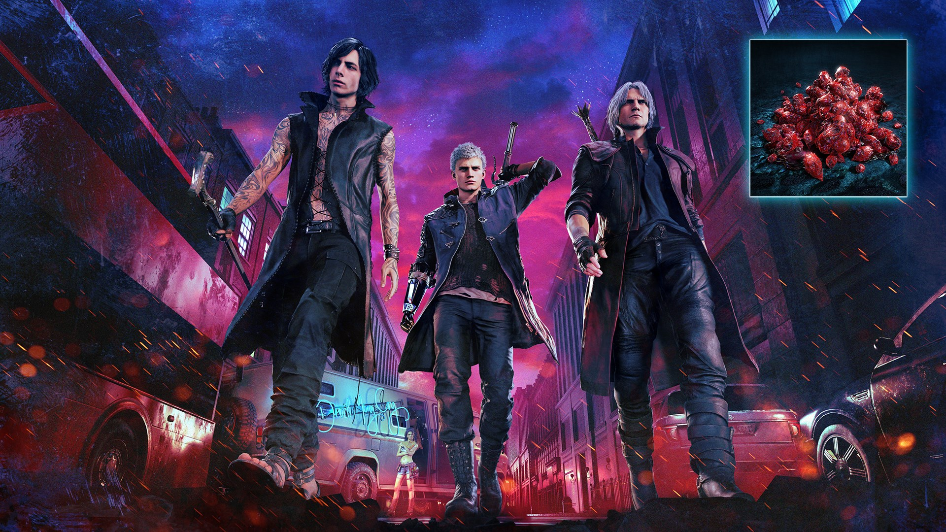 Buy Devil May Cry 5 Deluxe Edition With Red Orbs Microsoft Store