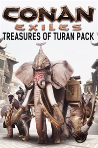 Treasures of Turan Pack