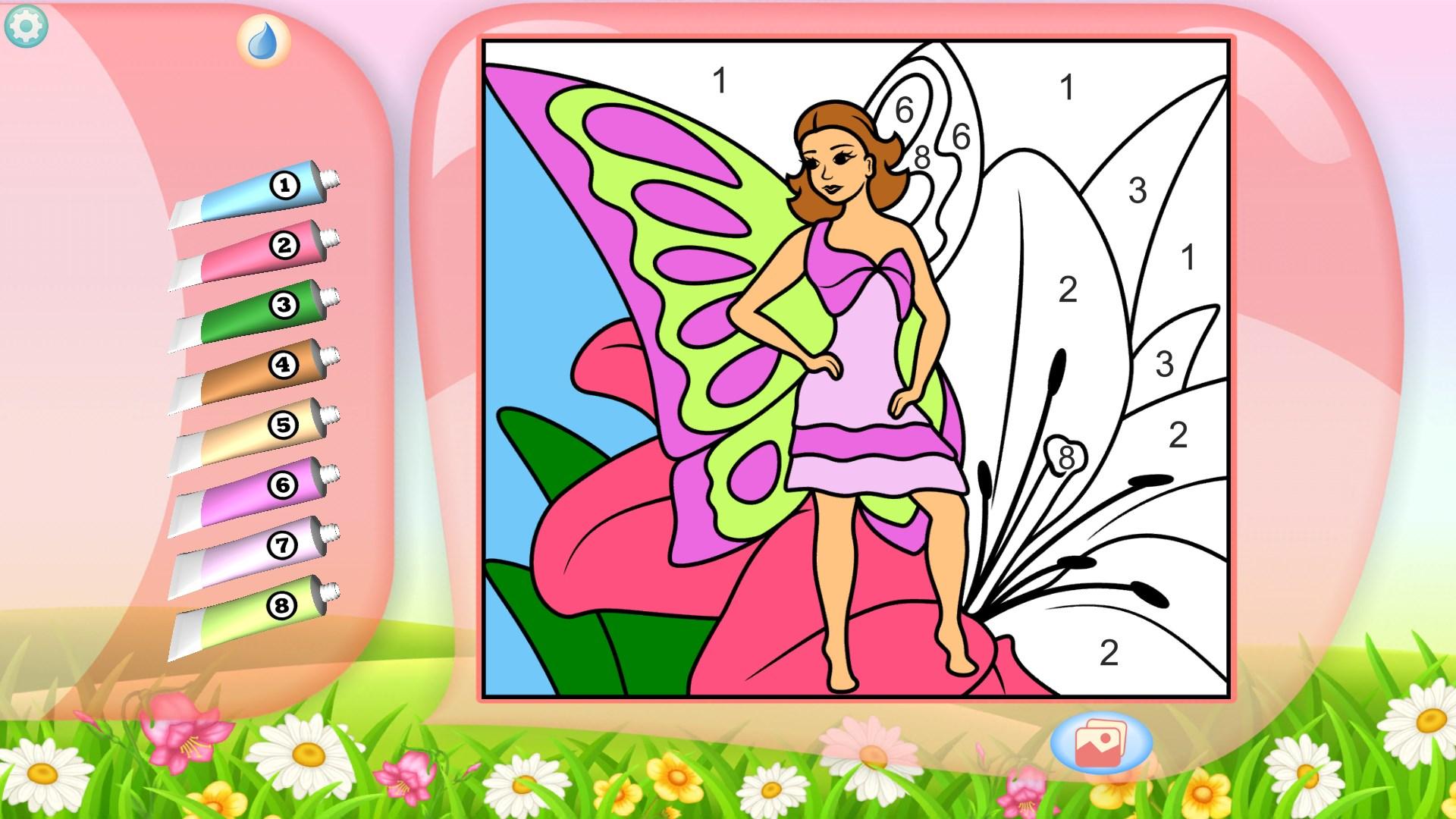 Раскраски играть онлайн для детей 4-5 лет
