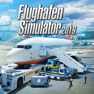 Airport Simulator 2019 Xbox One
