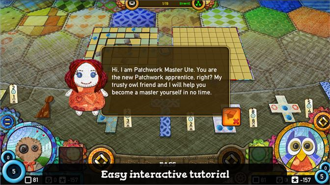 Buy Patchwork: The Game - Microsoft Store