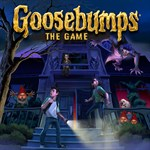 Goosebumps: The Game Logo