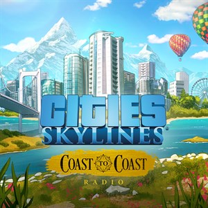 Cities: Skylines - Coast to Coast Xbox One