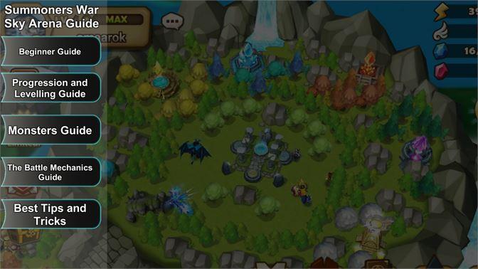 Get Summoners War Sky Arena Guide - Microsoft Store