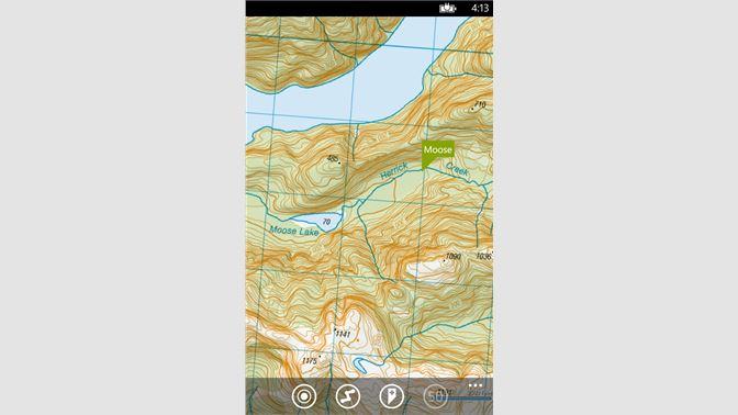 Get NZ Topo Map - Microsoft Store en-NZ