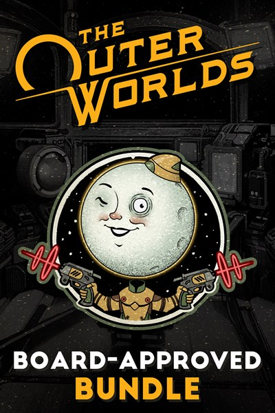 The Outer Worlds: Board-Approved Bundle