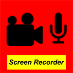 Screen Recorder For Windows 10 Logo