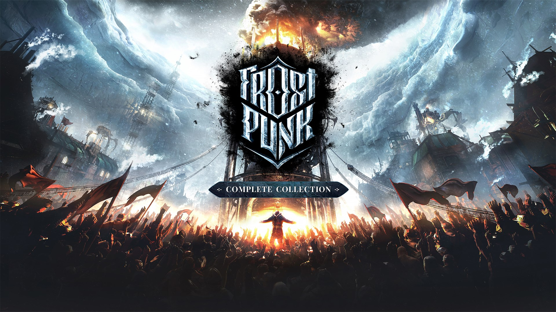 Скриншот №7 к Frostpunk Complete Collection