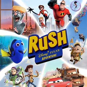 Rush: A Disney-Pixar Adventure Xbox One