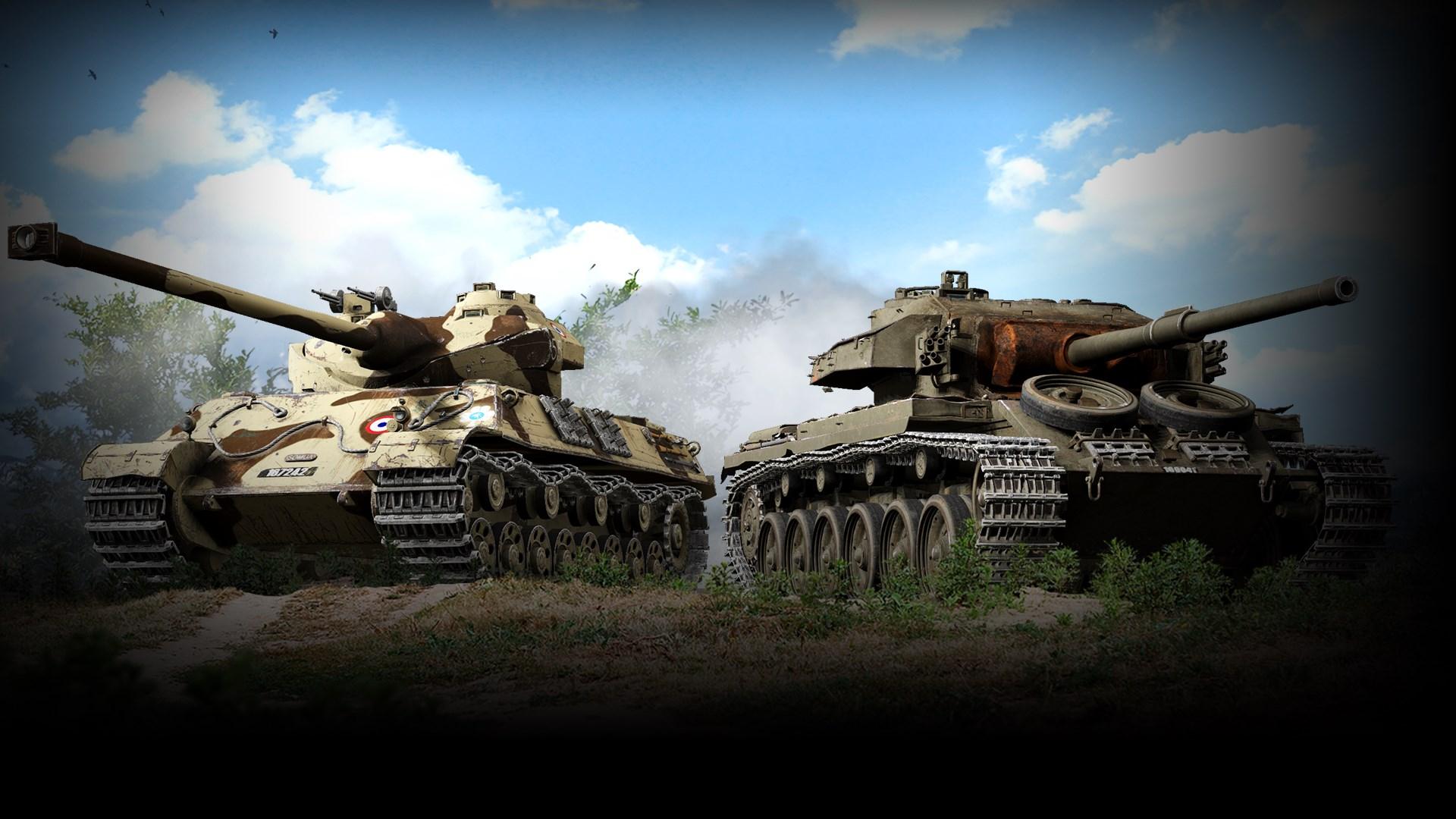 World of Tanks – Rivalenbündnis – Mega