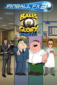 Carátula del juego Pinball FX3 - Balls of Glory Pinball