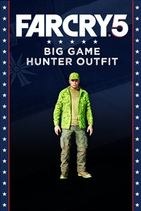 FAR CRY 5 - Big Game Hunter outfit
