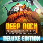 Deep Rock Galactic - Deluxe Edition Logo