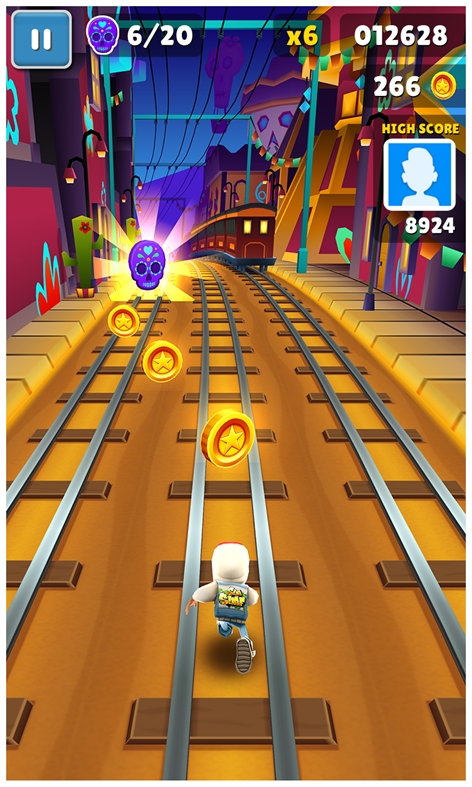Subway Surfers gets an update on Windows Phone | On MSFT