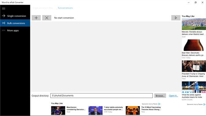 Get Word to ePub Converter - Microsoft Store