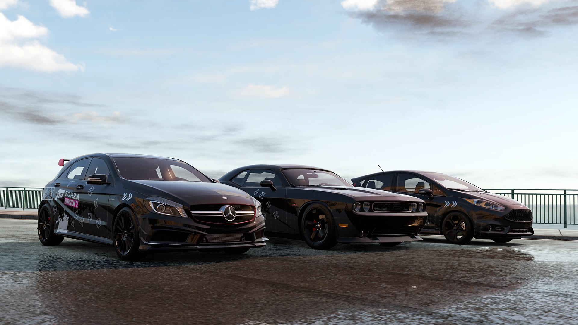 Forza Horizon 2 Day One Car Pack