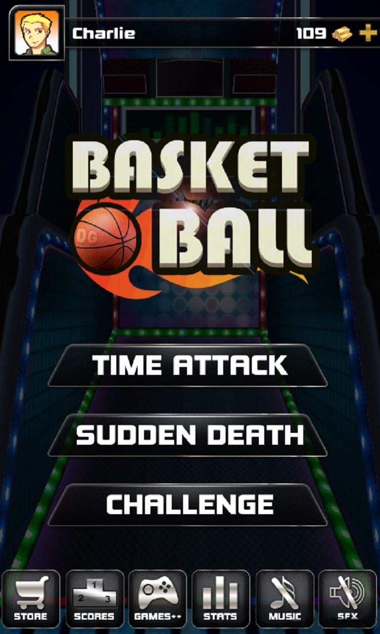 Basket Ball 3D Free