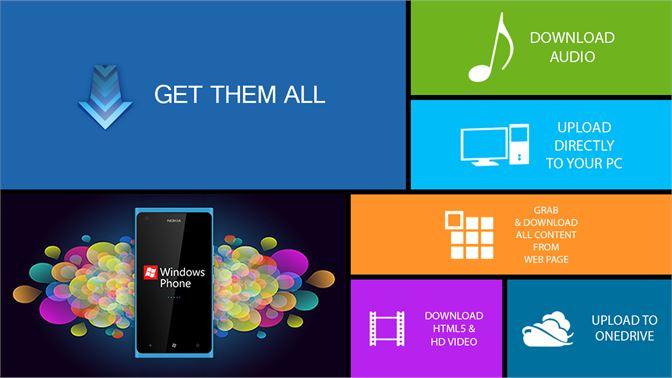 Get GetThemAll - Microsoft Store
