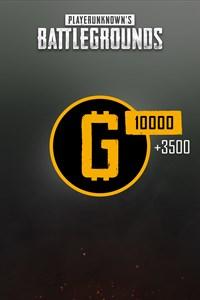 PUBG - 13500 G-Coin