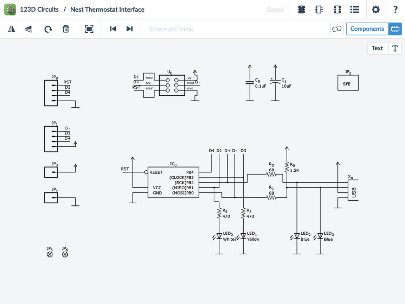 autodesk u00ae 123d u00ae circuits for windows 10