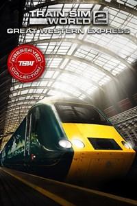 Carátula del juego Train Sim World 2 Great Western Express