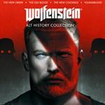 Wolfenstein: Alt History Collection Logo