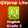 QVprep Lite Learn English Grade 2