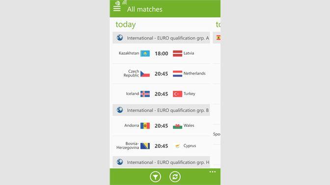Get Soccer Scores - FotMob - Microsoft Store