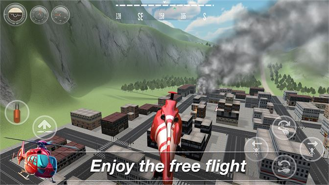 Get Helicopter Flight Simulator 3D - Checkpoints - Microsoft