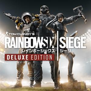 Tom Clancy's Rainbow Six® Siege Deluxe Edition Xbox One