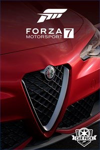 Carátula del juego Samsung QLED TV Forza Motorsport 7 Car Pack