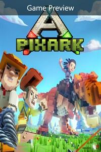 Carátula para el juego PixARK (Game Preview) de Xbox 360