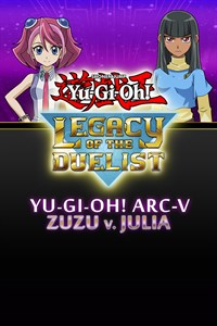 Yu-Gi-Oh! ARC-V Zuzu vs Julia