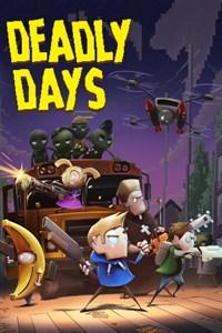 Демо-версия Deadly Days теперь доступна на приставках Xbox One и Xbox Series X | S