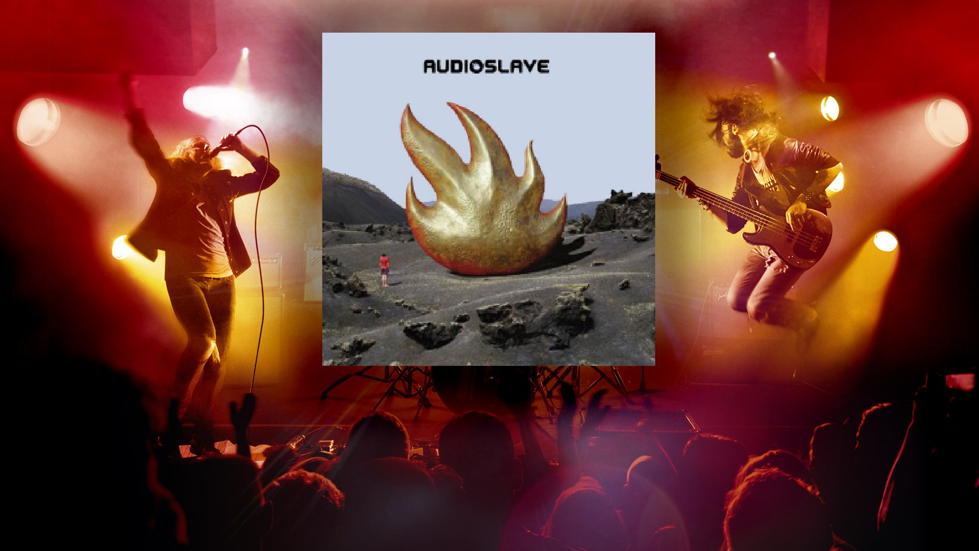 """Like A Stone"" - Audioslave"