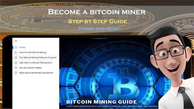 Bitcoin miner Guide - How to start mining bitcoins beziehen