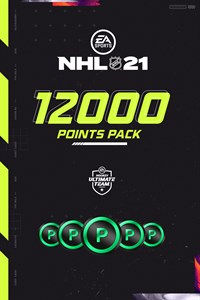 NHL™ 21 12000 Points Pack