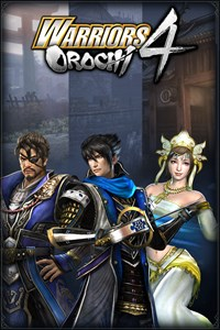 WARRIORS OROCHI 4: Scenario Pack 1