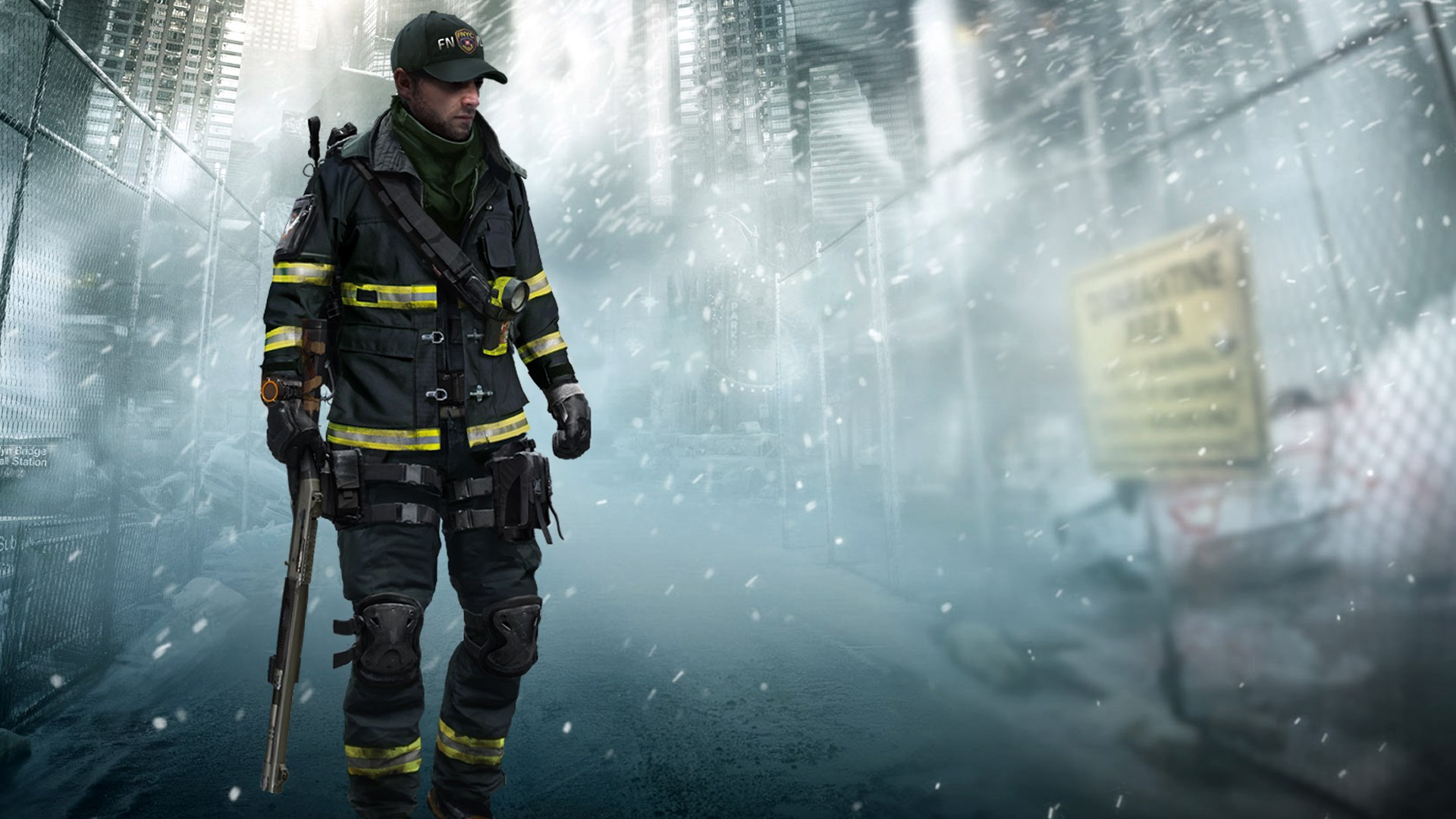 Tom Clancy's The Division™ - Pacote N.Y. Firefighter