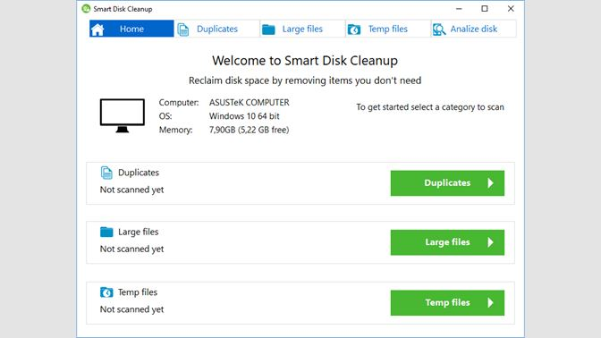 Get Smart Disk Cleanup Microsoft Store