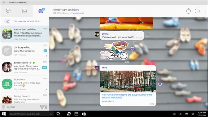 viber for desktop windows 8.1 free download