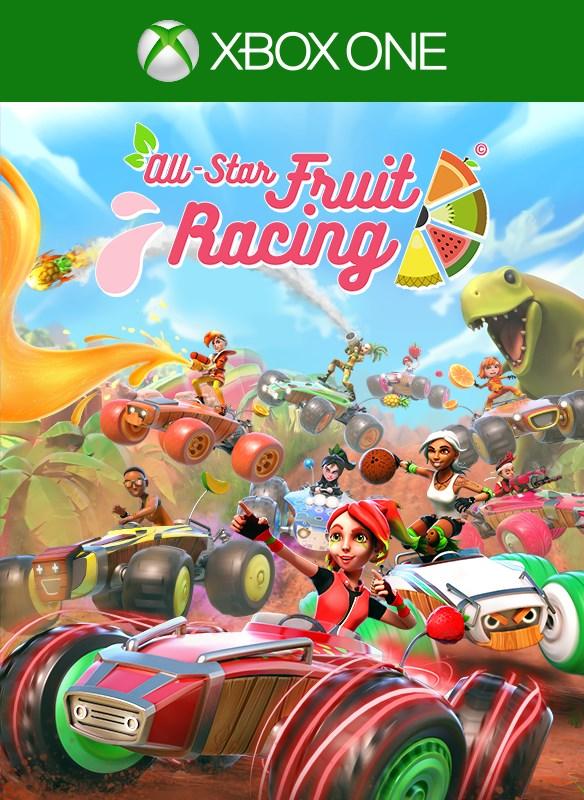 All-Star Fruit Racing boxshot