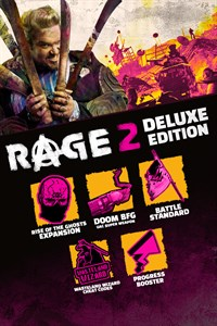 RAGE 2: Deluxe Edition Pack