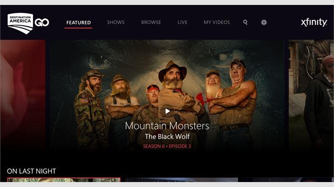 Mountain Monsters Season 5
