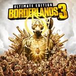 Borderlands 3: Ultimate Edition Logo