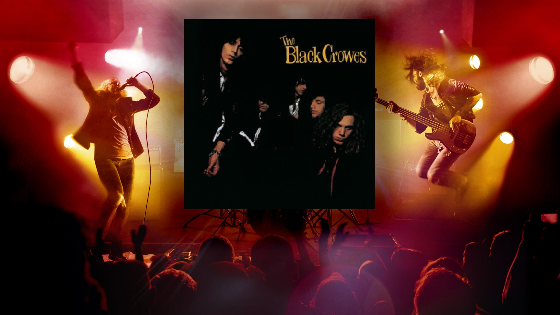 """""""She Talks to Angels"""" - The Black Crowes"""