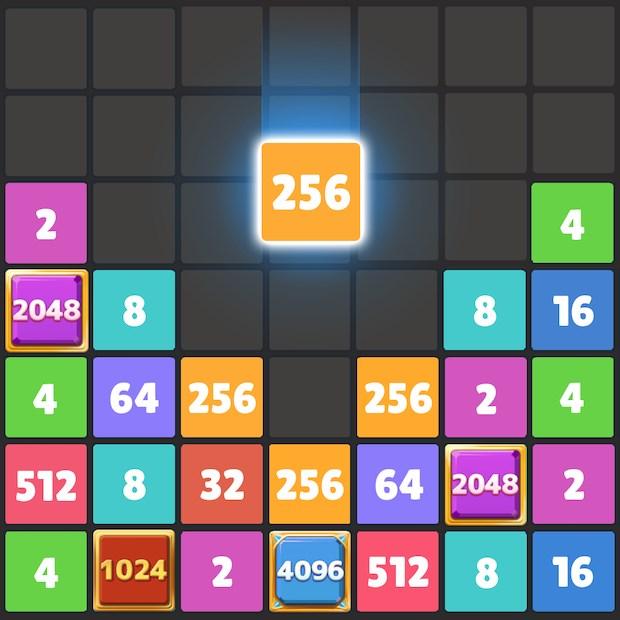 Drop The Number™ : Merge Game Drop The Number™ : Merge Game