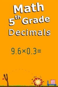 Decimals - Fifth grade Math skills